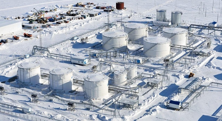 Liquefied Natural Gas and Stable Gas Condensate Terminal 'Utrenniy', 'Arctic LNG' Project